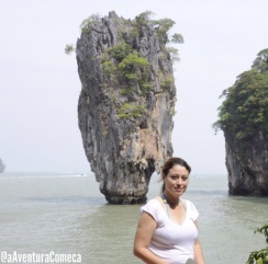 ilha james bond tailandia