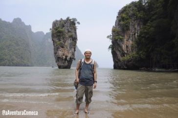 james bond ilha tailandia