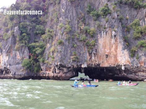 lod cave Phang Nga Bay
