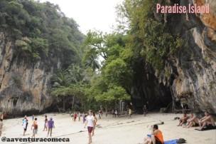paradise hong island
