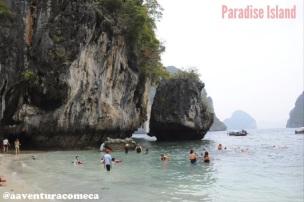 paradise island tailandia