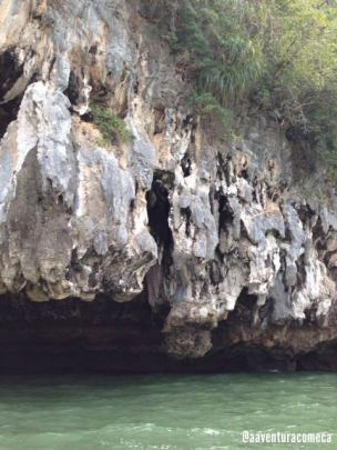 Phang Nga Bay falesias