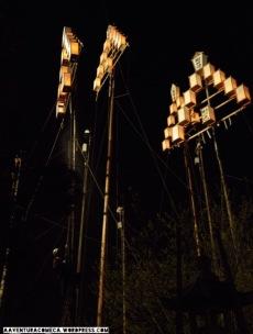 tejikara no himatsuri gifu lanternas