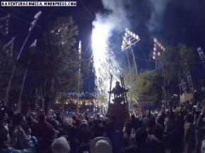 O Festival do Fogo: Tejikara no HiMatsuri
