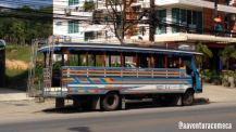 van tour tailandia
