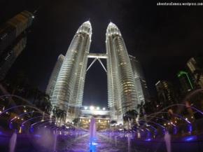 Um dia em KualaLumpur