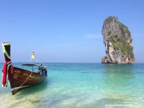 Tour nas 4 ilhas –Tailandia