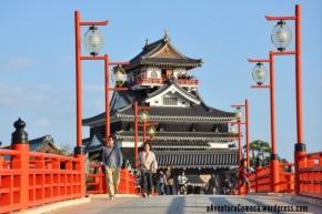 Conhecendo o Castelo deKiyosu