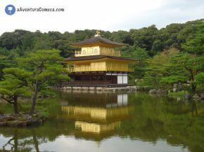 Kinkakuji: o maravilhoso templo deouro
