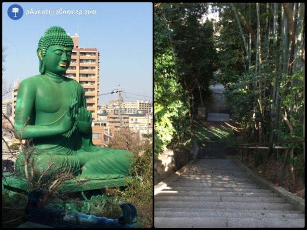 nagoya buda toganji escada