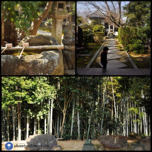nagoya buda toganji jardins bambu