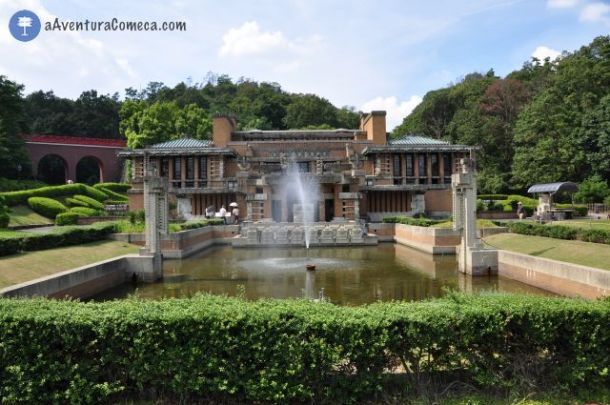 meijimura imperial hotel japao
