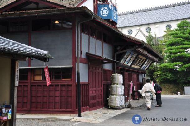 meijimura japao museu meiji