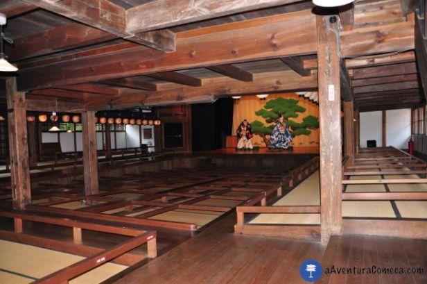 meijimura japao museu teatro kabuki