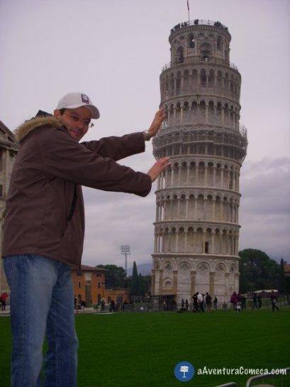 seidi torre de pisa