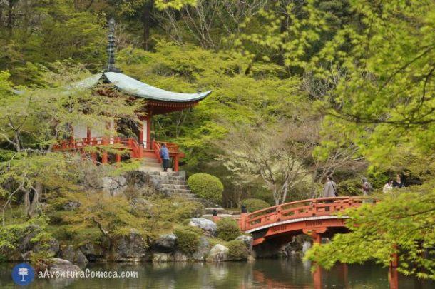 templo daigoji kyoto