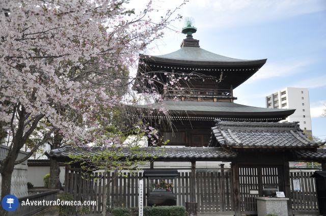Higashi Hoganji Nagoya Betsuin Japao (3)