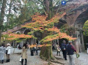 Nanzenji: Aqueduto Romano emKyoto