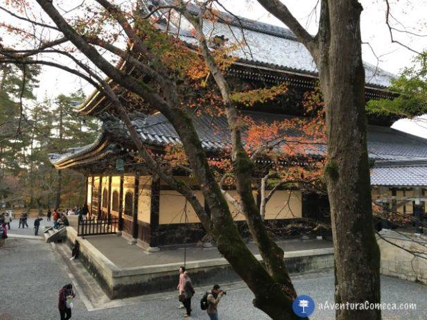 nanzenji templo kyoto japao