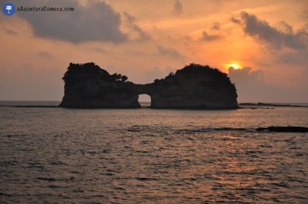ilha engetsu shirahama wakayama japao