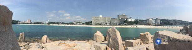 panorama praia shirahama wakayama japao