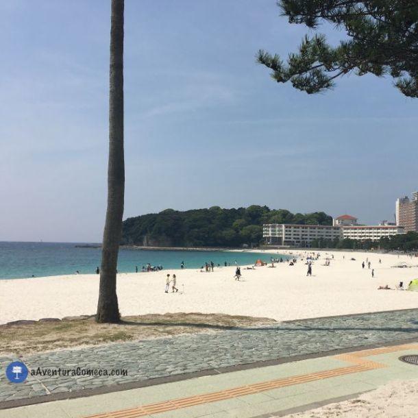 shirahama praia wakayama japao