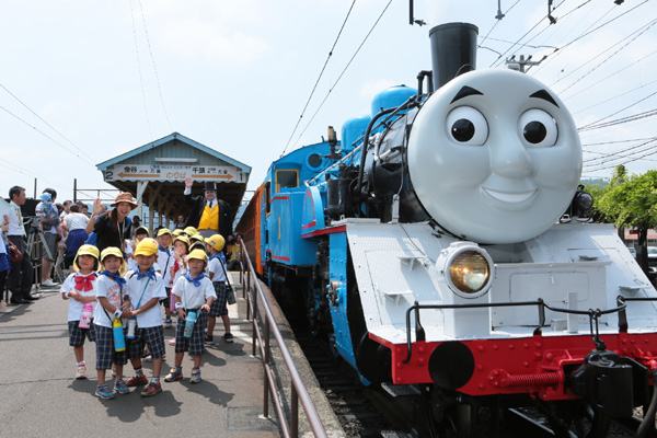 Créditos da Foto: Página Oficial da Oigawa Railway