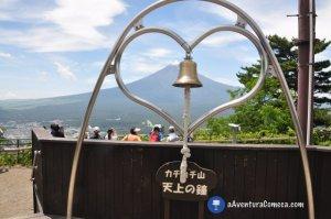 kachikachi ropeway fuji japao sino fujisan