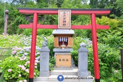 santuario usagi kachikachi fuji ropeway
